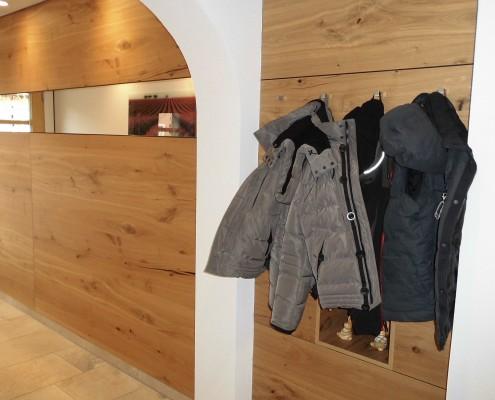 Wandverkleidung - Schreinerei Reuter