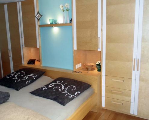 Schlafzimmer - Schreinerei Reuter