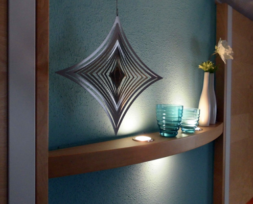 Schlafzimmer Detail - Schreinerei Reuter