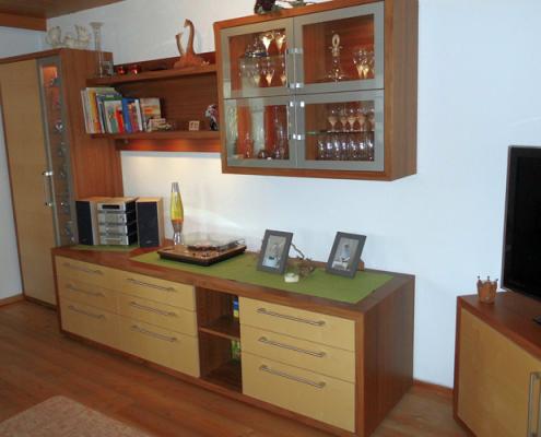 Wohnzimmer - Schreinerei Reuter